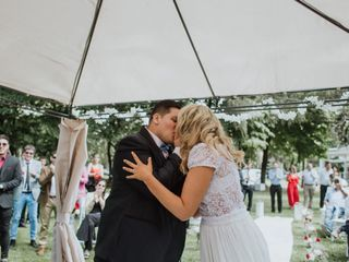 El casamiento de Lucas  y Carla