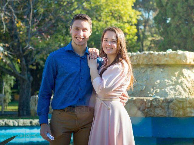 El casamiento de Macarena y Gastón