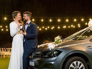 El casamiento de Belén y Juanjo