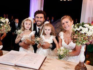 El casamiento de Eugenia y Federico