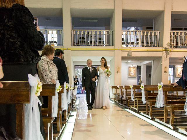 El casamiento de Juanjo y Belén en Mendoza, Mendoza 1
