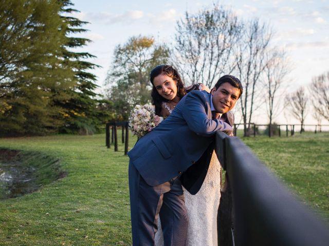El casamiento de Rocio y Jorge