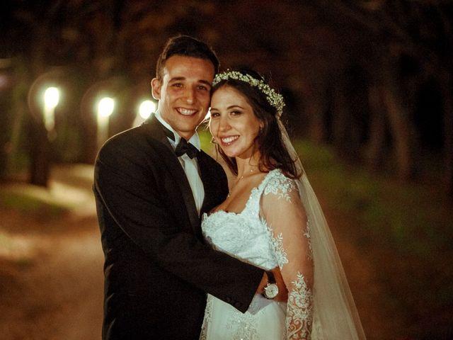 El casamiento de Ivanna y Luciano