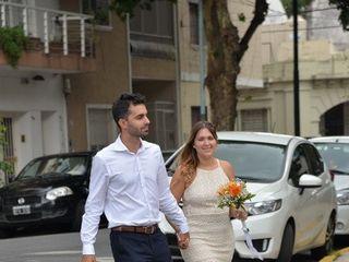 El casamiento de Melisa y Pablo 3