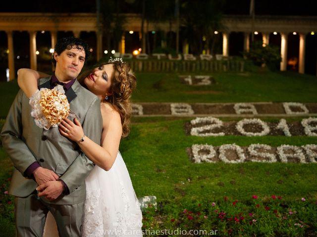 El casamiento de Anto y Diego