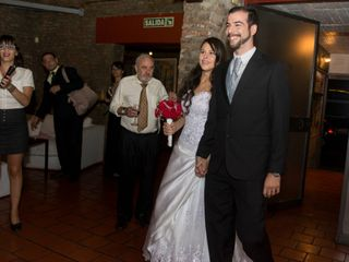 El casamiento de Laura y Felipe 1