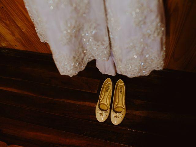El casamiento de Aristides y Ariceldis en Montecarlo, Misiones 5