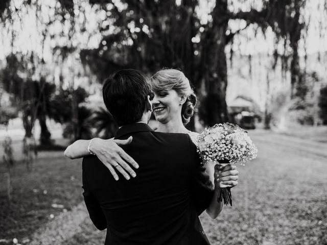 El casamiento de Aristides y Ariceldis en Montecarlo, Misiones 19