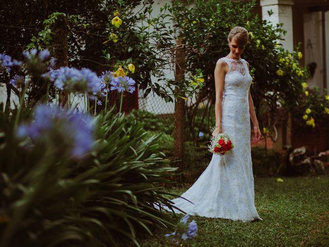 El casamiento de Aristides y Ariceldis en Montecarlo, Misiones 23