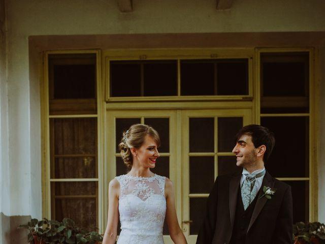 El casamiento de Aristides y Ariceldis en Montecarlo, Misiones 30