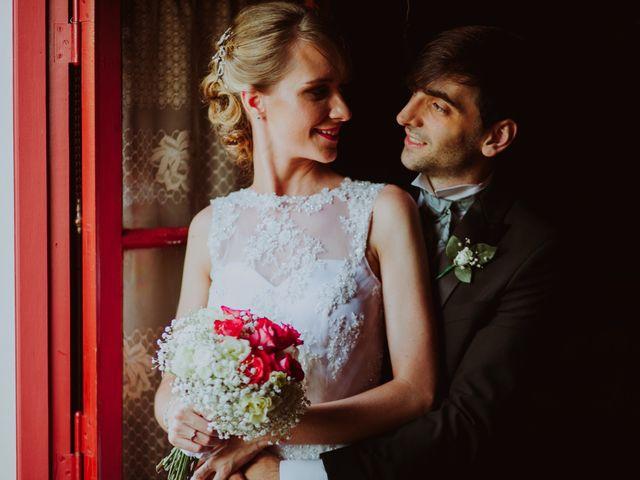 El casamiento de Ariceldis y Aristides