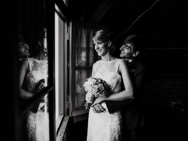 El casamiento de Aristides y Ariceldis en Montecarlo, Misiones 29