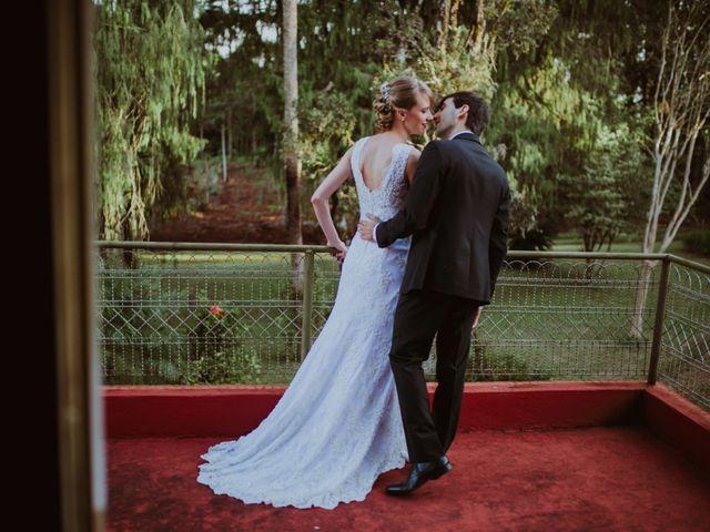 El casamiento de Aristides y Ariceldis en Montecarlo, Misiones 27