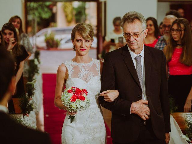 El casamiento de Aristides y Ariceldis en Montecarlo, Misiones 34