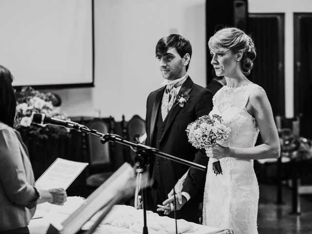 El casamiento de Aristides y Ariceldis en Montecarlo, Misiones 41