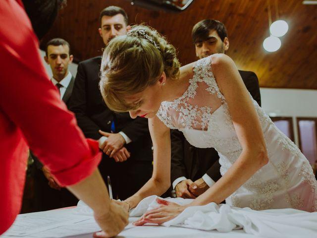 El casamiento de Aristides y Ariceldis en Montecarlo, Misiones 38