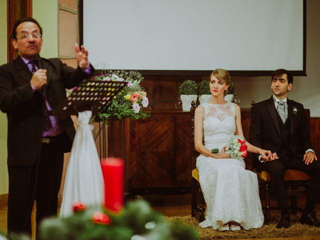 El casamiento de Aristides y Ariceldis en Montecarlo, Misiones 2