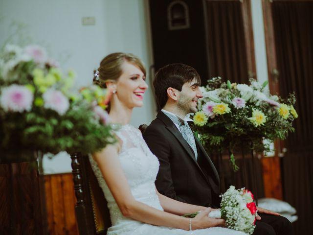 El casamiento de Aristides y Ariceldis en Montecarlo, Misiones 51