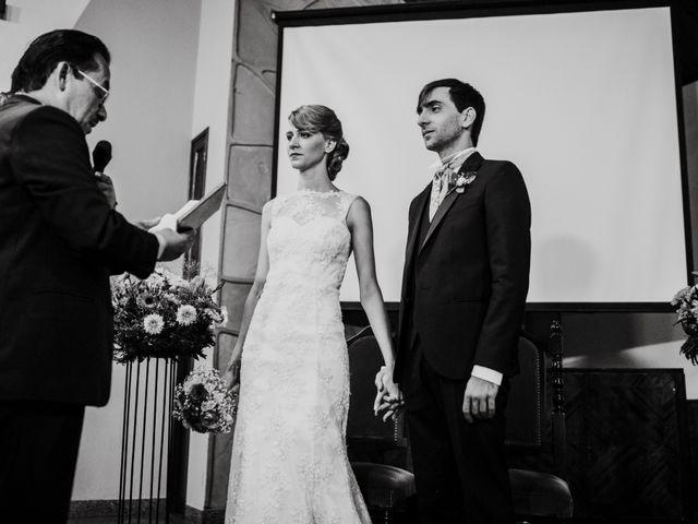El casamiento de Aristides y Ariceldis en Montecarlo, Misiones 50