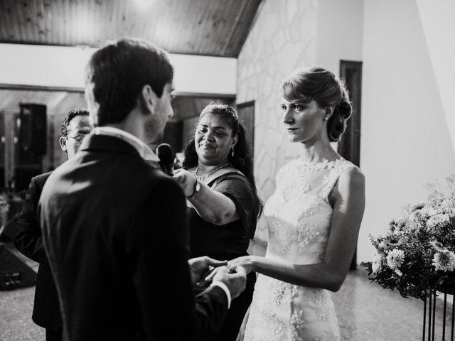 El casamiento de Aristides y Ariceldis en Montecarlo, Misiones 47