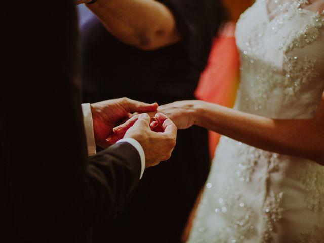 El casamiento de Aristides y Ariceldis en Montecarlo, Misiones 46