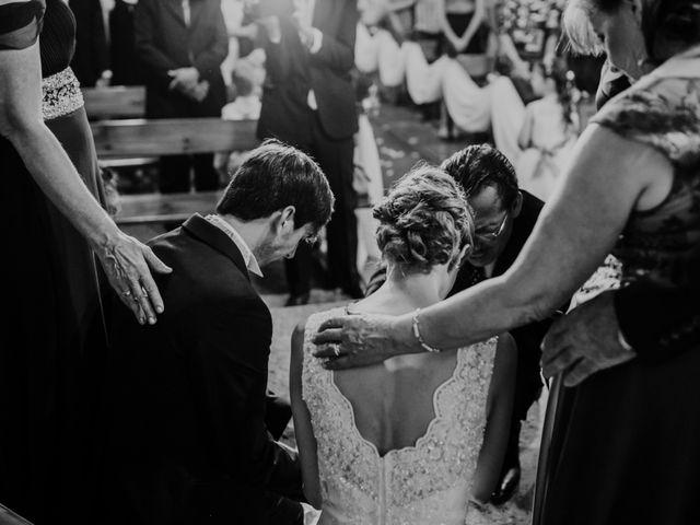 El casamiento de Aristides y Ariceldis en Montecarlo, Misiones 56