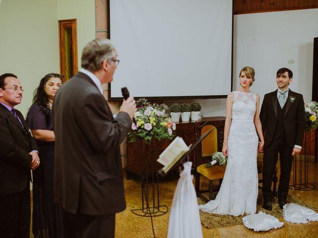 El casamiento de Aristides y Ariceldis en Montecarlo, Misiones 63