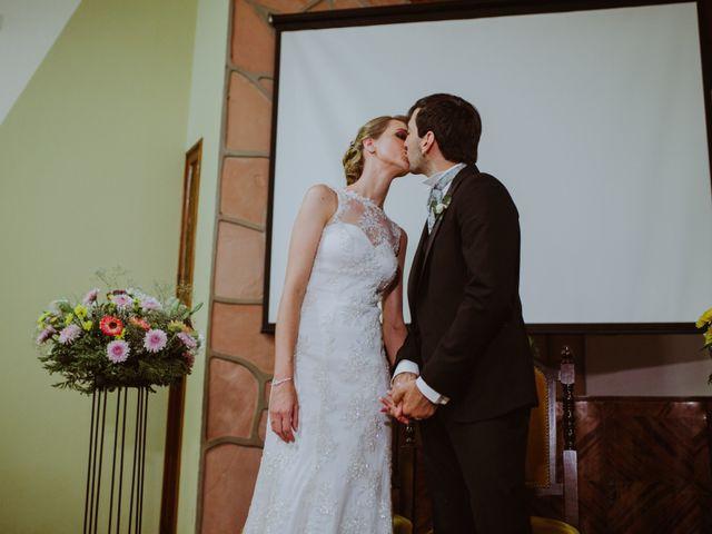 El casamiento de Aristides y Ariceldis en Montecarlo, Misiones 61