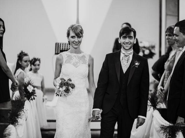 El casamiento de Aristides y Ariceldis en Montecarlo, Misiones 60