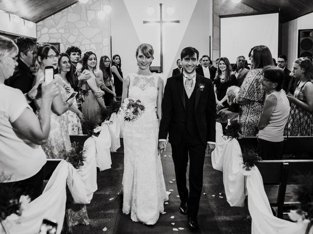 El casamiento de Aristides y Ariceldis en Montecarlo, Misiones 59