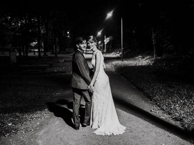 El casamiento de Aristides y Ariceldis en Montecarlo, Misiones 70