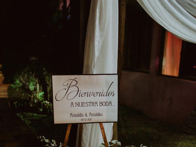 El casamiento de Aristides y Ariceldis en Montecarlo, Misiones 68