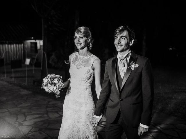 El casamiento de Aristides y Ariceldis en Montecarlo, Misiones 67