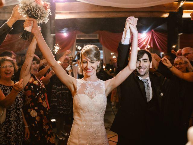 El casamiento de Aristides y Ariceldis en Montecarlo, Misiones 78