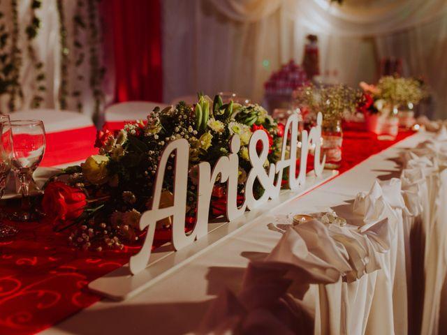 El casamiento de Aristides y Ariceldis en Montecarlo, Misiones 77