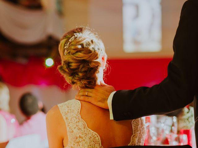 El casamiento de Aristides y Ariceldis en Montecarlo, Misiones 82