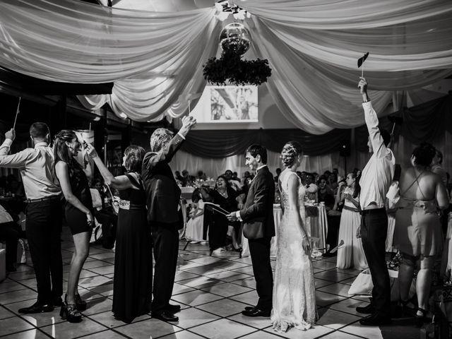 El casamiento de Aristides y Ariceldis en Montecarlo, Misiones 79