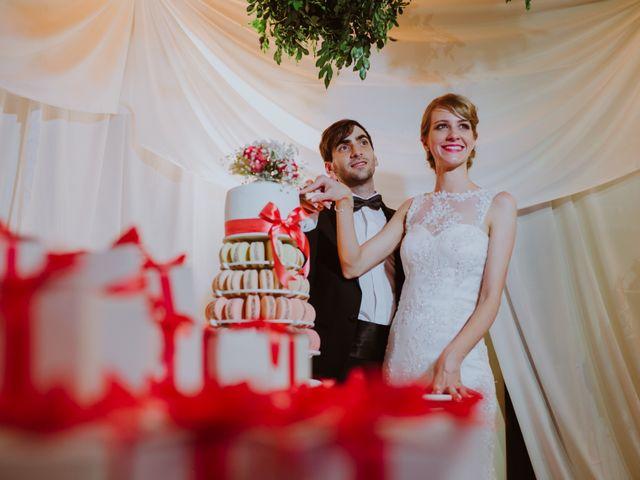 El casamiento de Aristides y Ariceldis en Montecarlo, Misiones 66