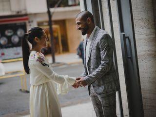 El casamiento de Daiana y Marcos 1