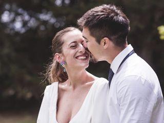 El casamiento de Cata y Nico