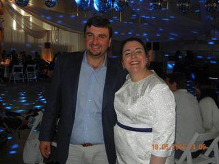 El casamiento de Silvina y Diego