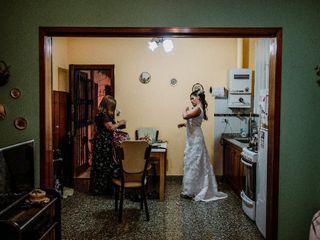 El casamiento de Florencia y Lucas 1