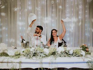 El casamiento de Florencia y Lucas