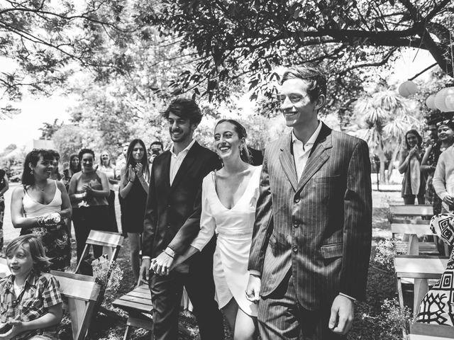 El casamiento de Nico y Cata en La Plata, Buenos Aires 61