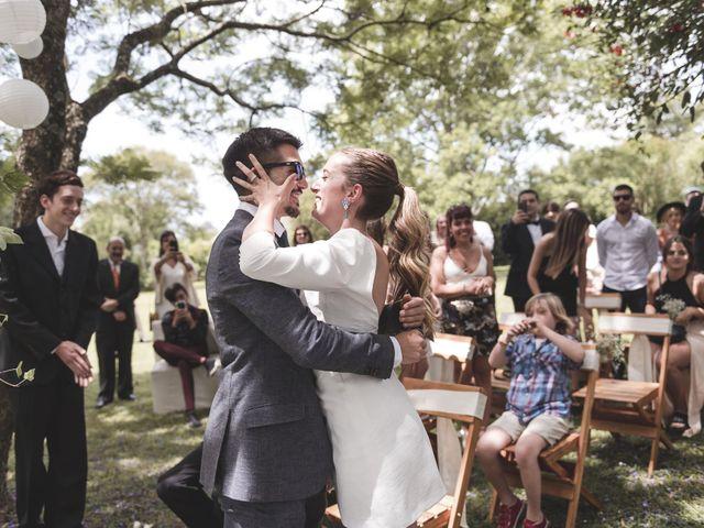 El casamiento de Nico y Cata en La Plata, Buenos Aires 64