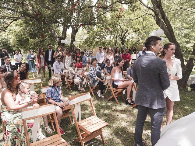 El casamiento de Nico y Cata en La Plata, Buenos Aires 73