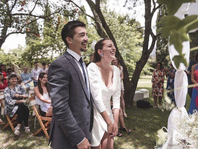 El casamiento de Nico y Cata en La Plata, Buenos Aires 83