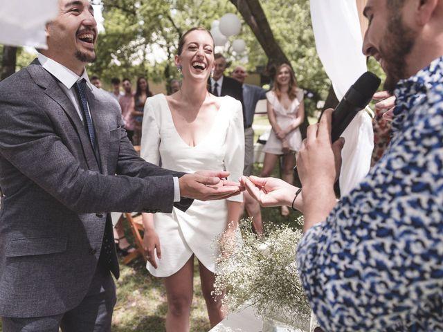 El casamiento de Nico y Cata en La Plata, Buenos Aires 84