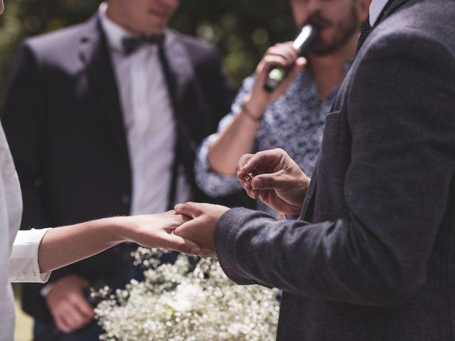 El casamiento de Nico y Cata en La Plata, Buenos Aires 85