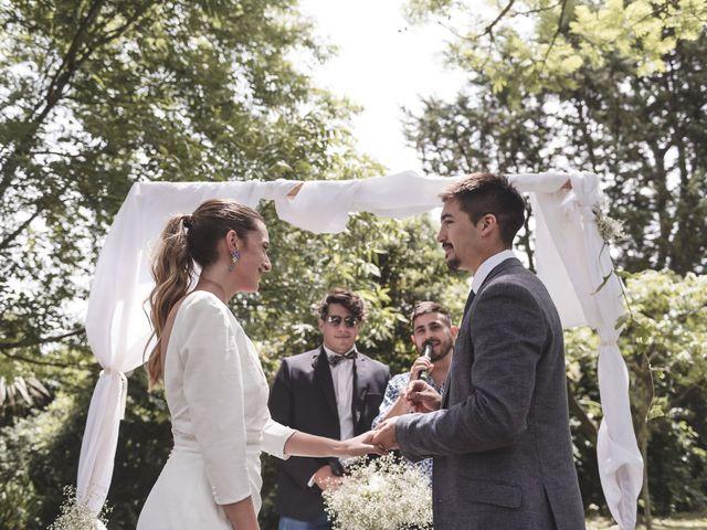 El casamiento de Nico y Cata en La Plata, Buenos Aires 86